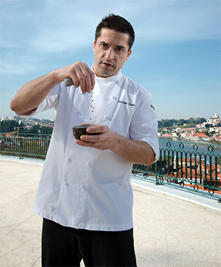 Chefe Ricardo Costa The Yeatman 310