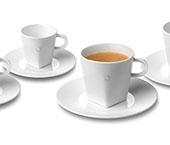 Nova coleção de chávenas Nespresso