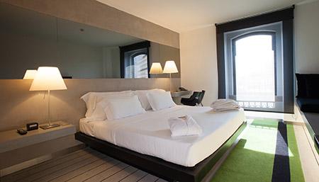 Quarto - DoubleTree by Hilton Lisbon 450