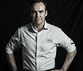 Chef João Hipólito nos Notable Awards 2015