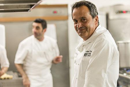 chef hermínio Costa Photo © Lino Silva 450