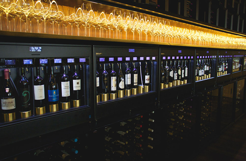 Sommelier Wine Restaurant