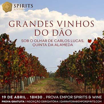 Quinta da Alameda na Empor Spirits & Wine
