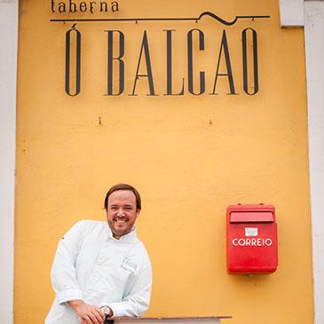 Chef Rodrigo Castelo embaixador 'Sabor do Ano 2016'
