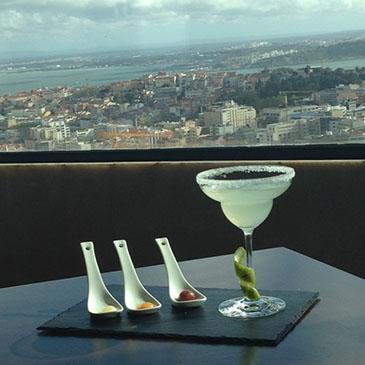 Sheraton no Lisbon Cocktail Week