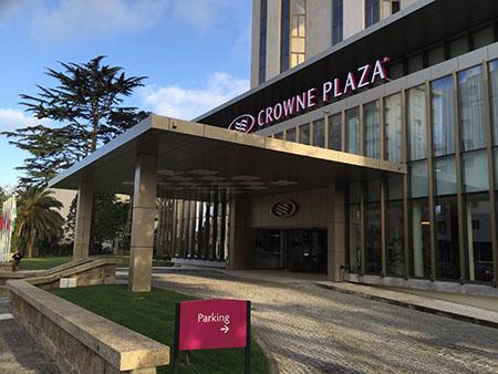 Crowne Plaza Porto 450