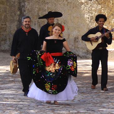 Gastronomia mexicana no Bom Sucesso