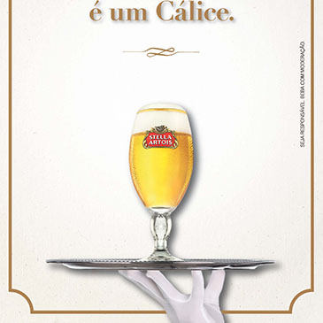 Stella Artois no Palácio do Chiado