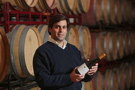 Pedro Pereira Gonçalves, Enólgo, Monte da Ravasqueira, vinho