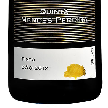 O novo tinto da Quinta Mendes Pereira