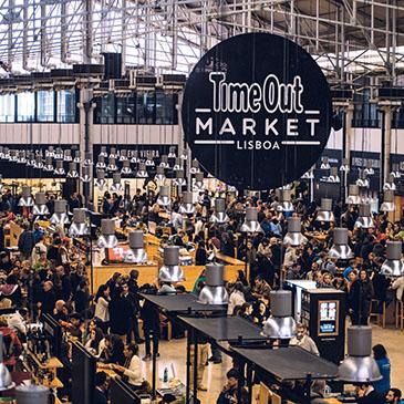 Time Out Market celebra 2º aniversário