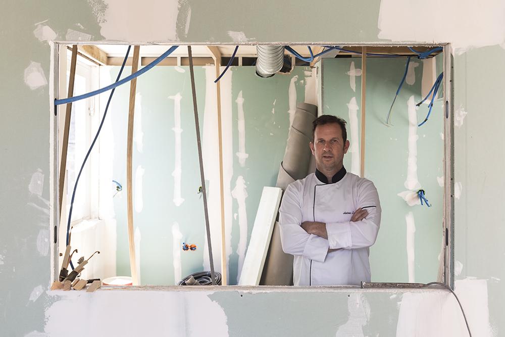 """""""A cozinha"""" por António Loureiro"""
