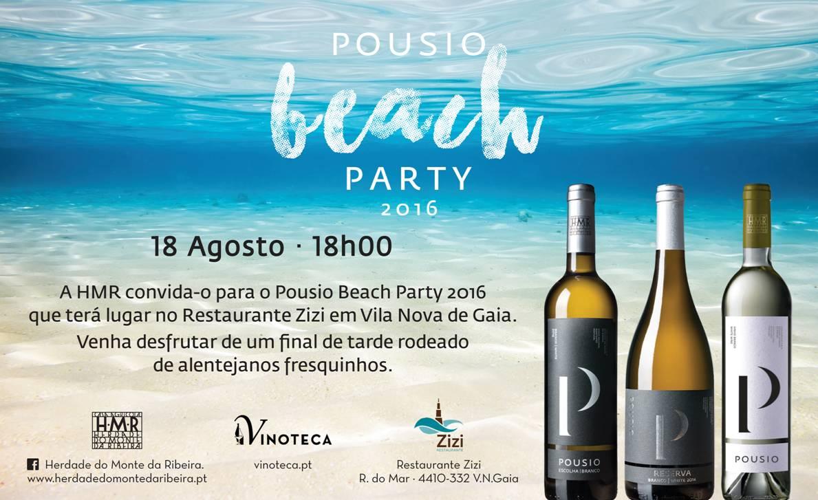 Herdade do Monte da Ribeiro no Pousio Beach Party 2016