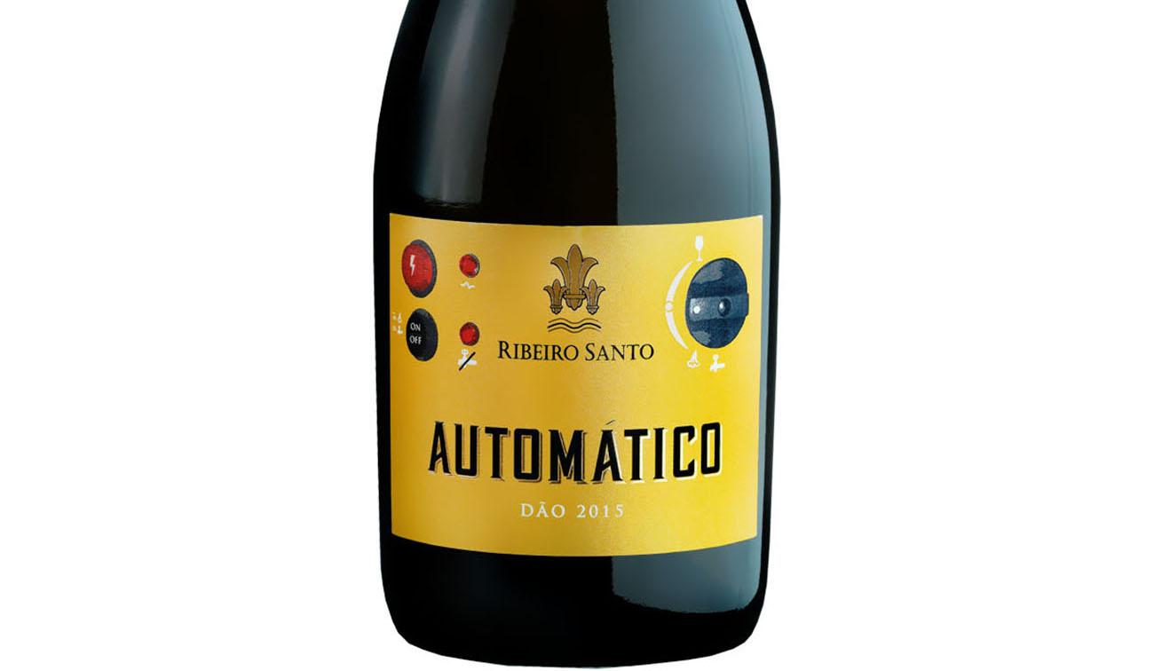 Ribeiro Santo Automático branco 2015
