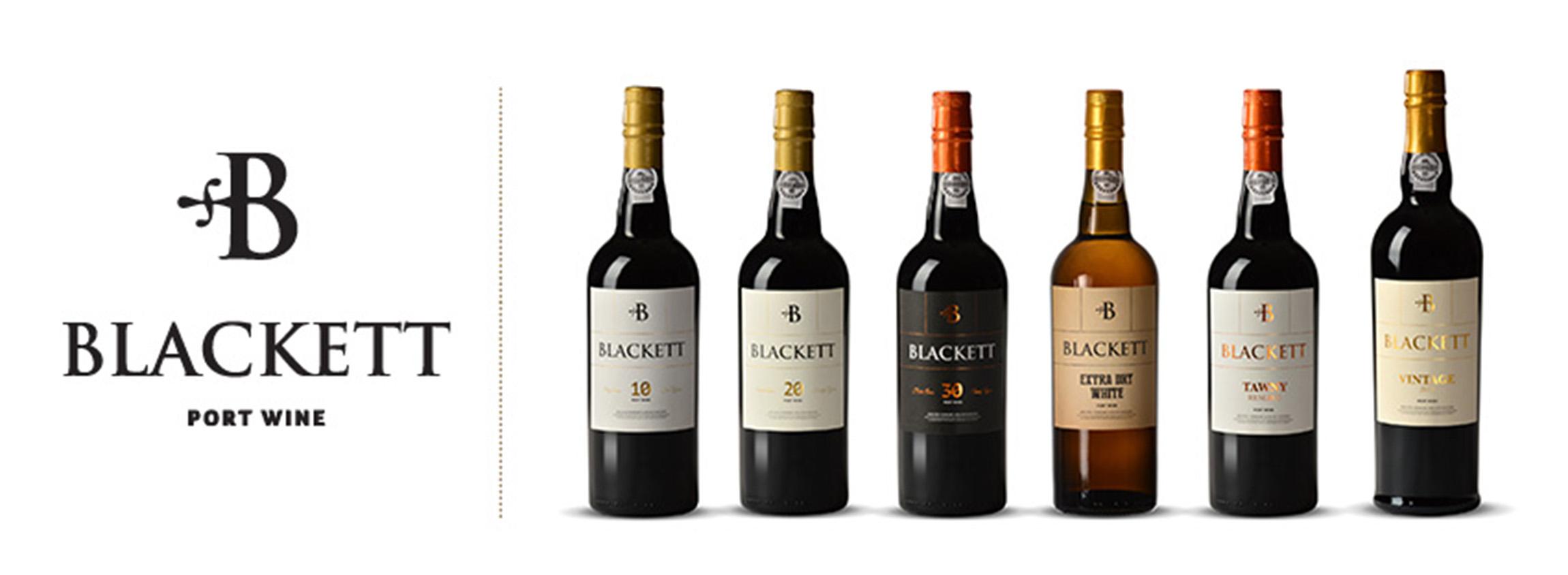 WineEnthusiast distingue os Portos Blackett
