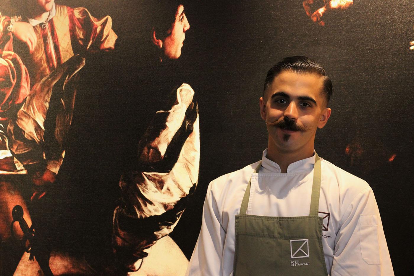 Chef Hugo Dias de Castro assume a cozinha do Tabik