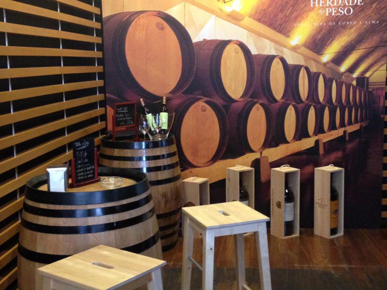 O eSpai Café abre wine  corner em parceria com Sogrape
