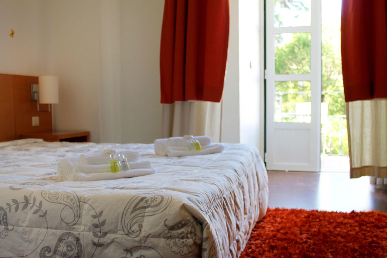 Hotel Sarrazola sobe nível de oferta