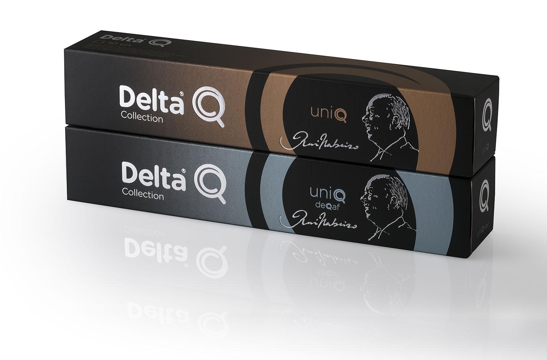 Delta Q lança café inspirado no seu Fundador