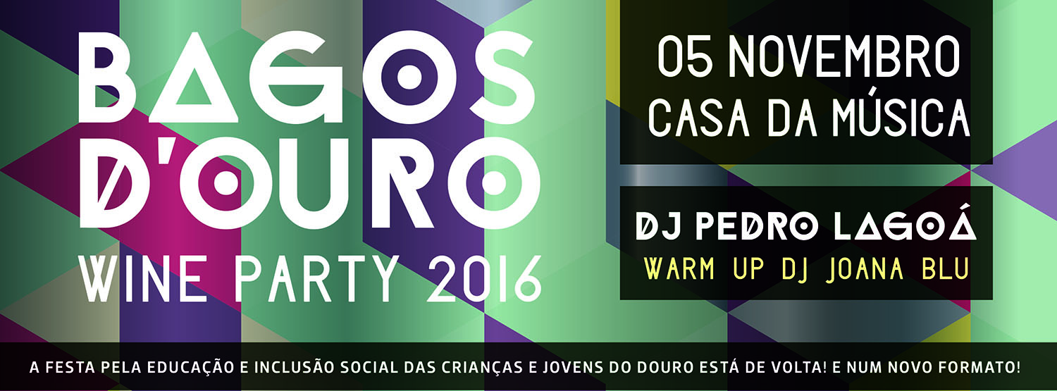 Wine Party Bagos D'Ouro