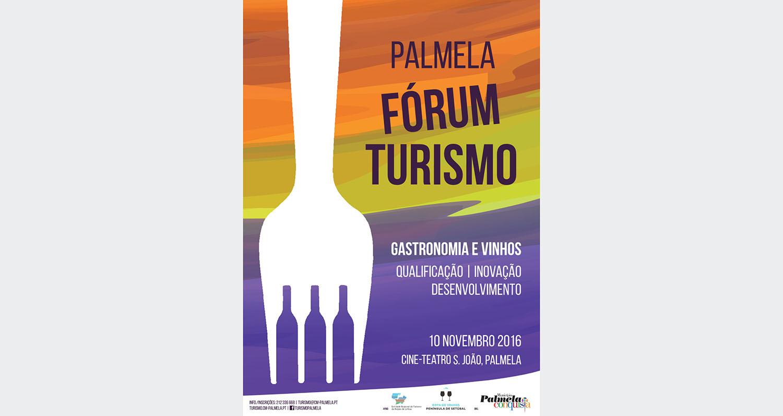 """Fórum Turismo """"Gastronomia e Vinhos"""""""