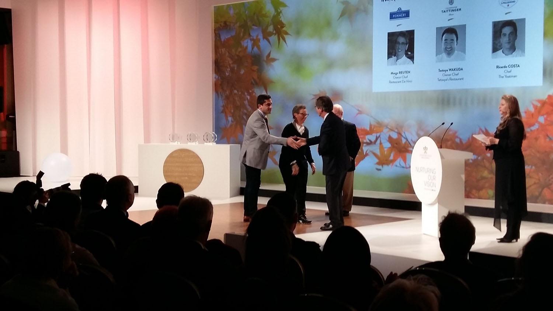 Chef Ricardo Costa é a grande revelação do ano para a Relais & Châteaux