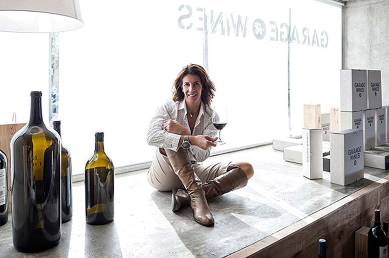 Lavradores de Feitoria em prova na Garage Wines