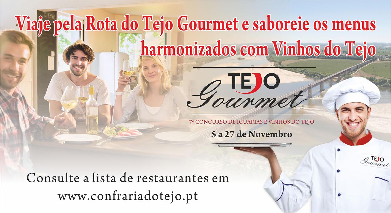 Tejo Gourmet 2016