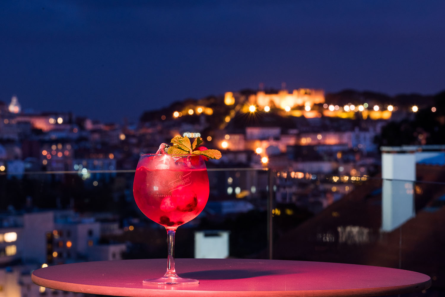Rooftop do The Vintage Lisboa Hotel premiado nos World Luxury Hotel Awards