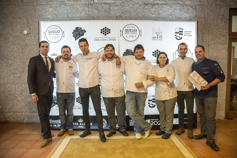 Evento Queijo Serra da Estrela à Chef