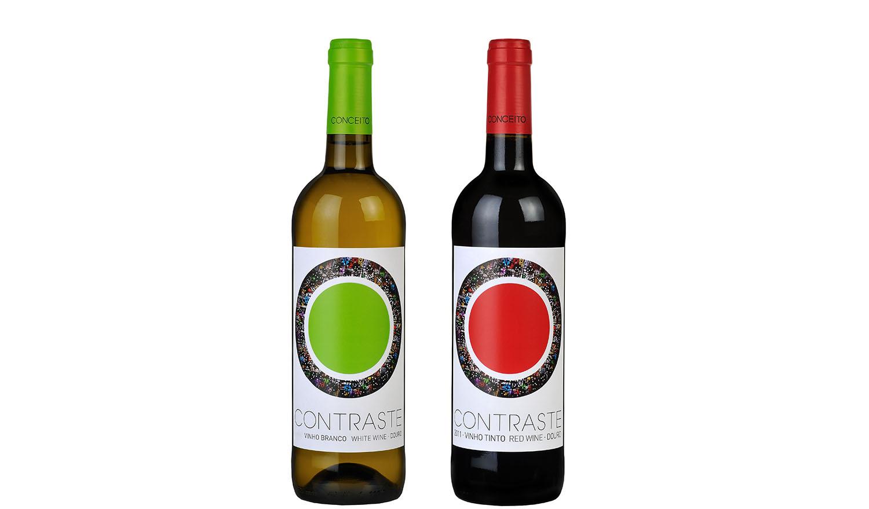 Vinhos Contraste