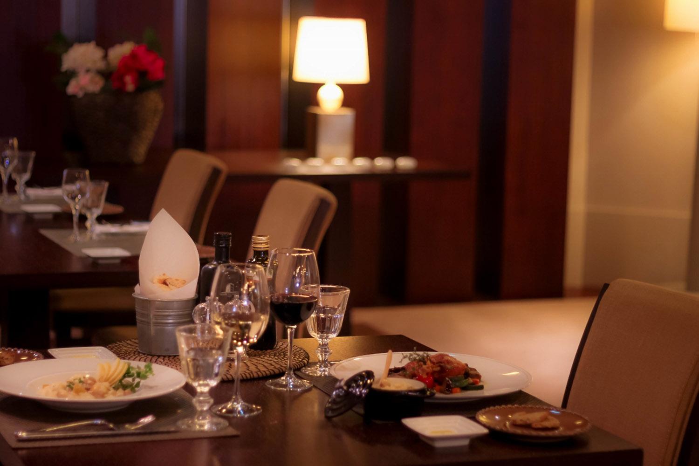 Food & Friends com jantar Picante