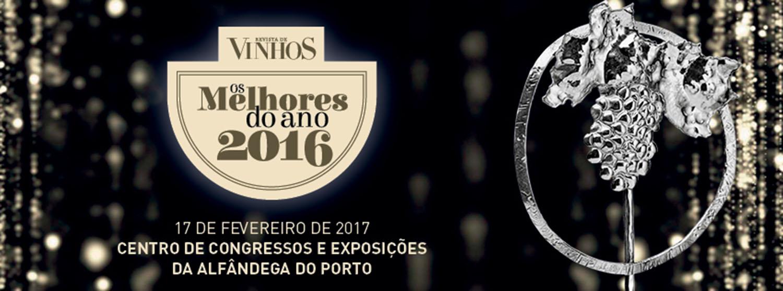 'Os Melhores do Ano' pela Revista de Vinhos