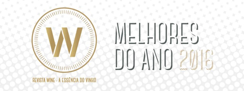 """""""Os melhores do ano 2016"""" da Revista Wine – A Essência do Vinho"""
