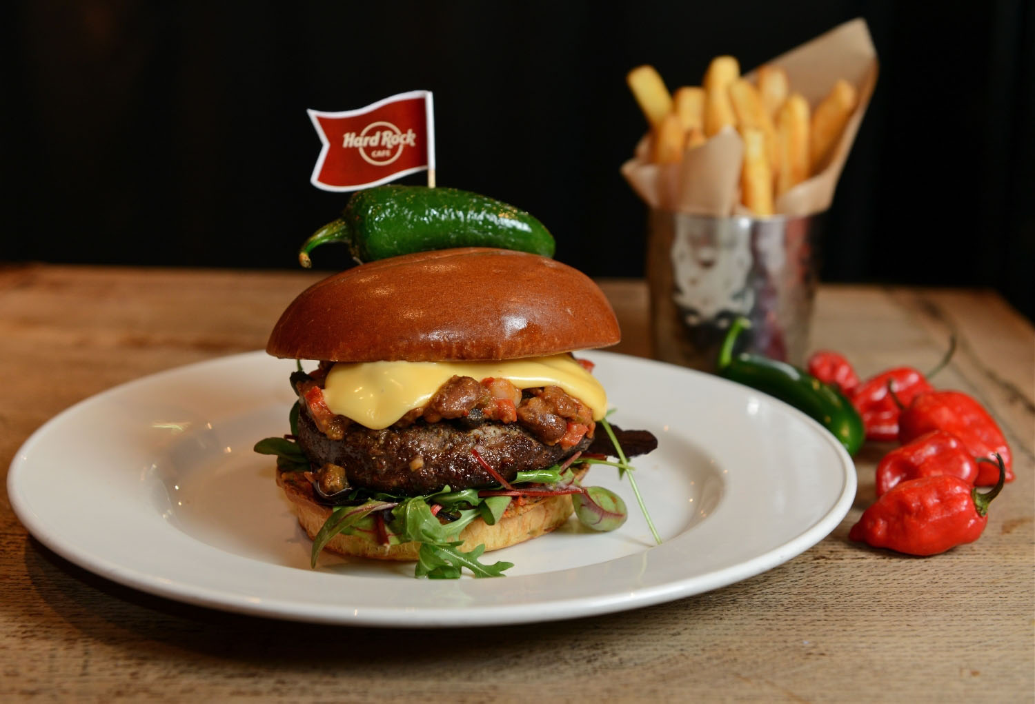 CHILLI MENU_HARD ROCK CAFE LISBOA_CHILLI BURGER
