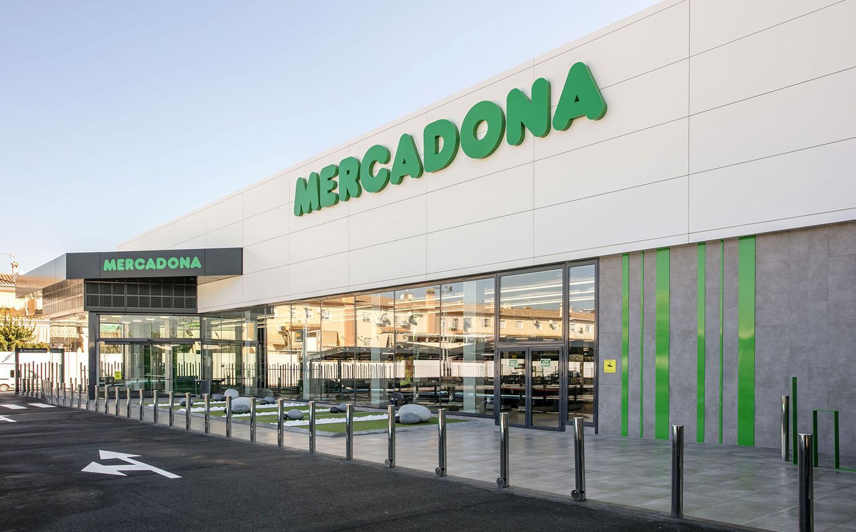 Mercadona com a sua primeira loja em Portugal