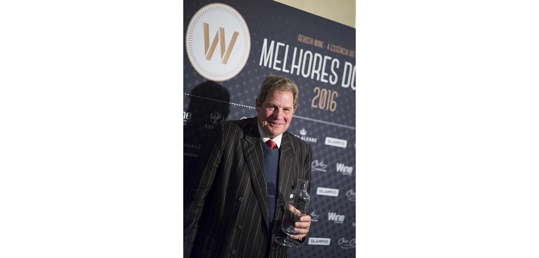"""Vasco d'Avillez é a """"Personalidade do Ano no mundo no vinho"""""""