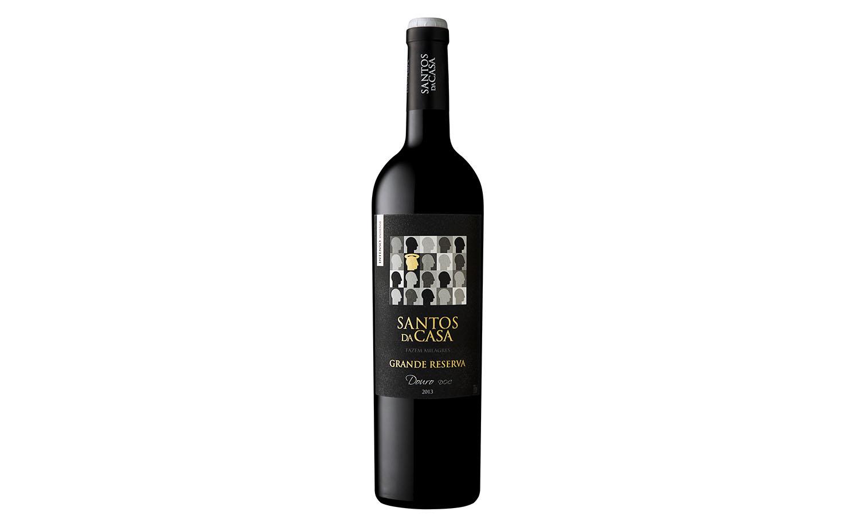 Santos da Casa Grande Reserva Douro 2013 na Wine Enthusiast