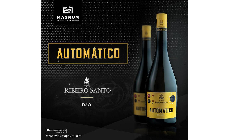Ribeiro Santo Automático branco 2016