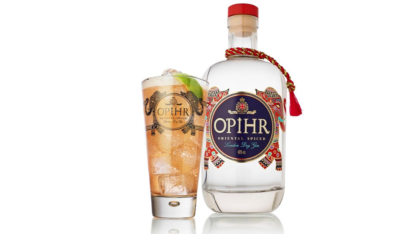 Mais uma edição do Opihr World Adventure Cocktail Competition