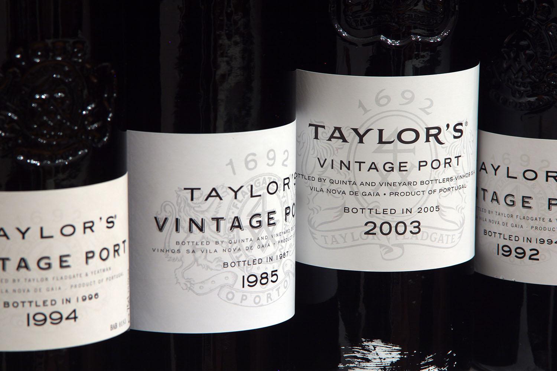 Taylor's fornecedor oficial de Vinho do Porto à Rainha Isabel II de Inglaterra