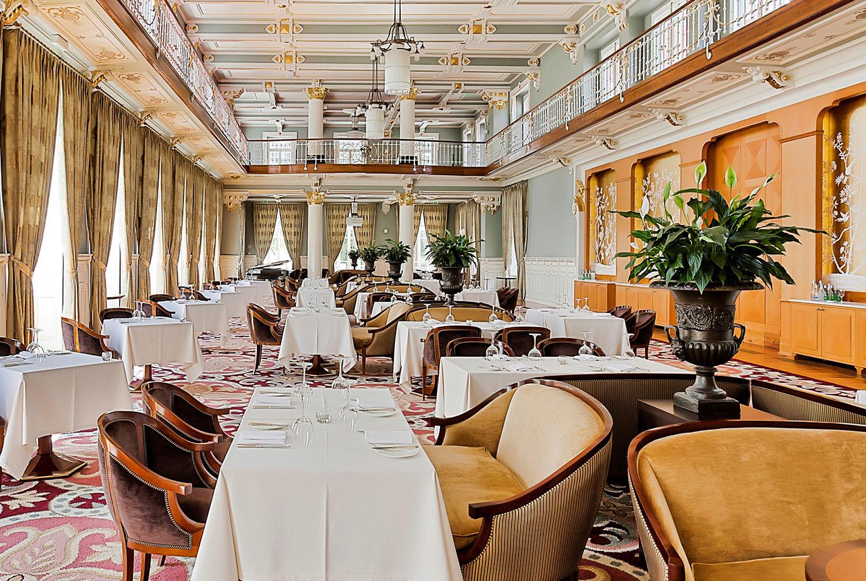 Primeiro jantar Vínico no Vidago Palace com chef Vítor Matos