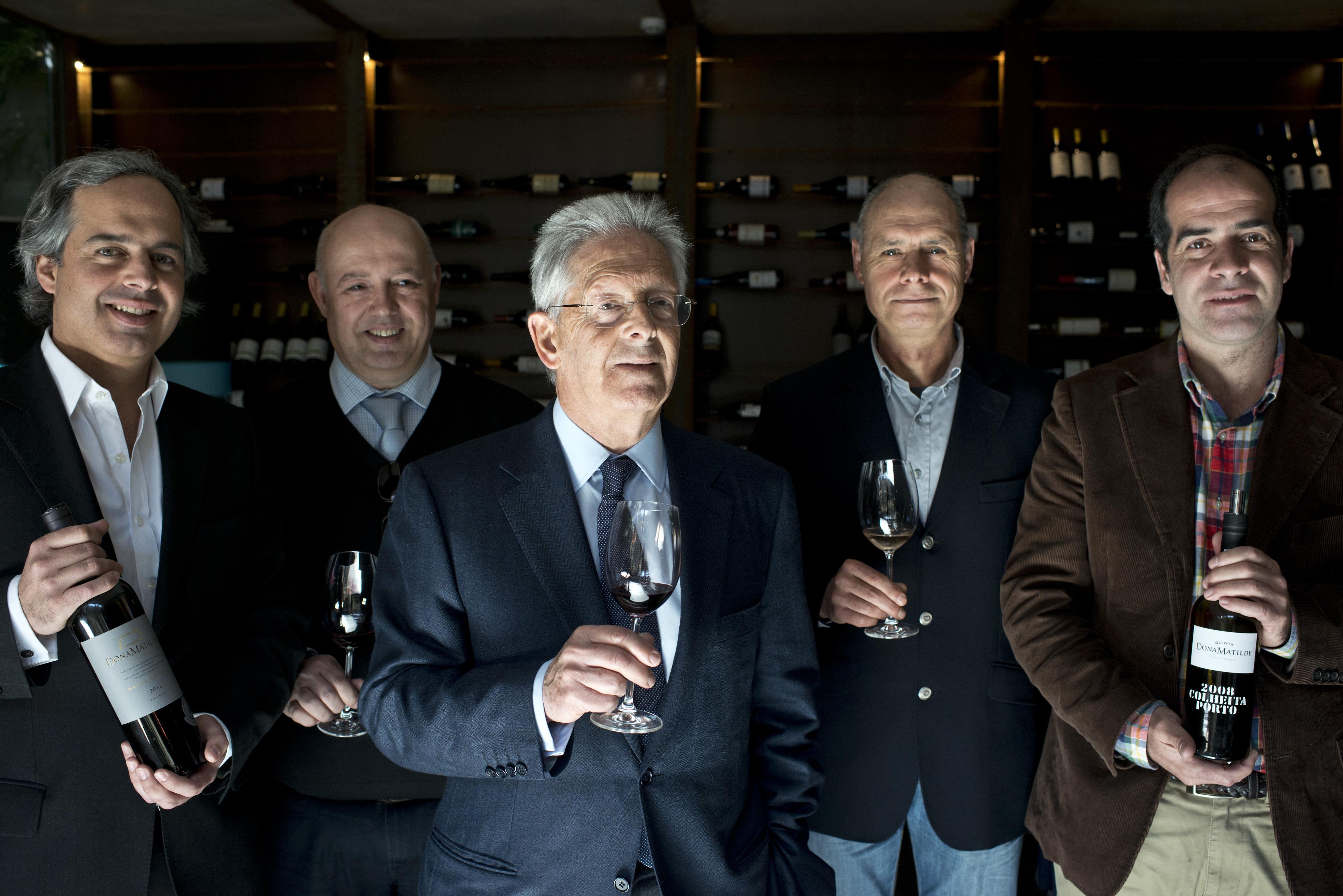 Novos vinhos da Quinta Dona Matilde