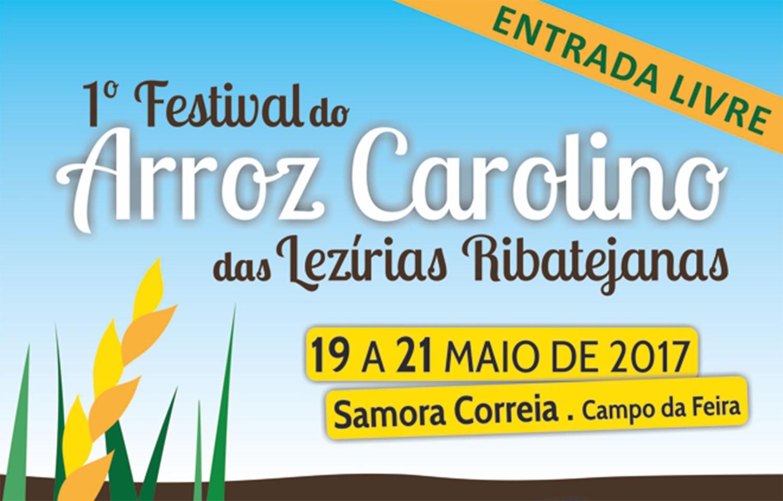 1º Festival do Arroz Carolino