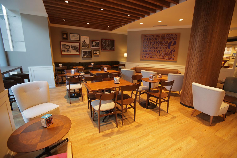 Novo café Jeronymo Trindade abriu no centro do Porto
