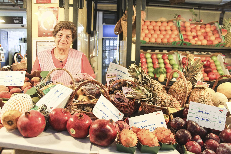 Santos Populares no Mercado de Campo de Ourique