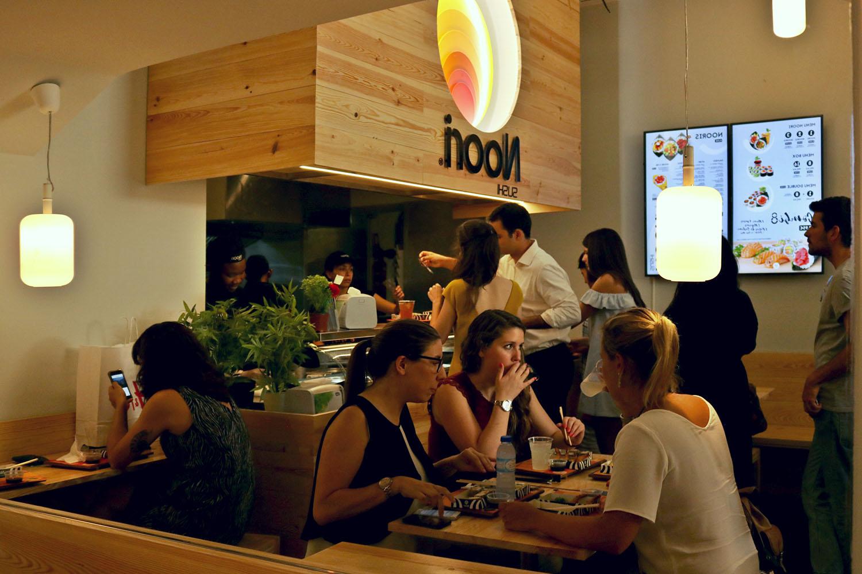Noori Sushi renova loja do Chiado
