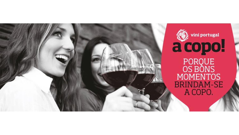 """Novas Formações """" Como qualificar o serviço de vinho – A Copo!"""" no Porto"""