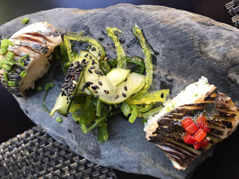 Sardinha portuguesa na cozinha japonesa