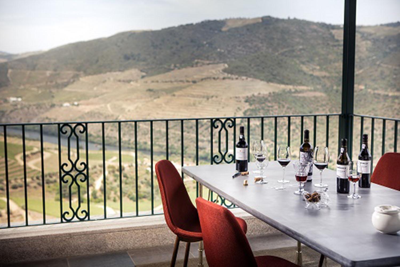 Churchill's abre Vineyard Residence no Douro